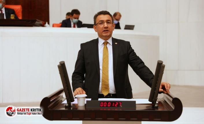 CHP'li Ünver: Karaman Belediyespor Mağdur Edilmiştir