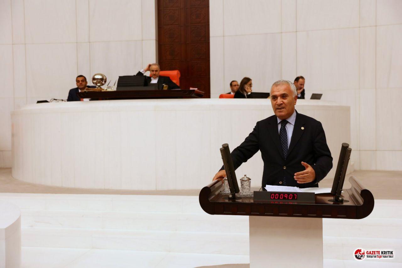CHP'li Yeşil: AKP resmen istibdat dönemini...