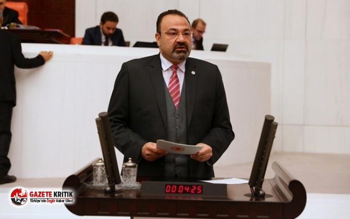 """CHP'li Yılmazkaya: """"Bu millet size; onu yasaklayın, buna baskı kurun diye oy vermedi!"""""""
