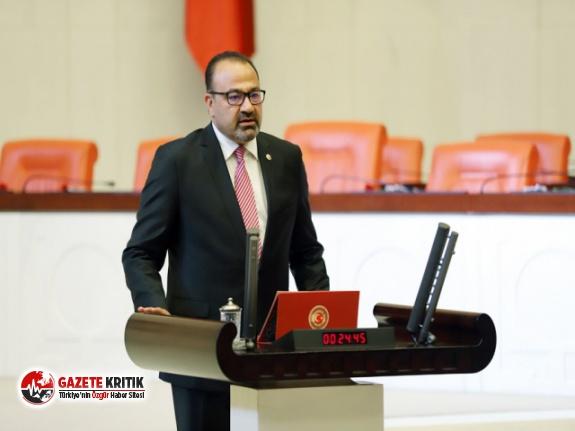 CHP'li Yılmazkaya: Maalesef Gaziantep Koronada...