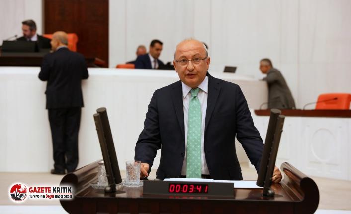 """CHP'li Çakırözer Meclis'ten seslendi: """"Atçılığın merkezi Mahmudiye'ye hipodrom kazandırılmalı"""""""