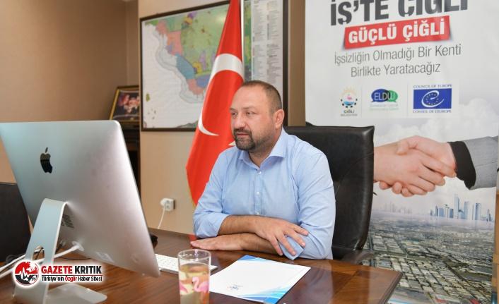 """Çiğli Belediyesi'nin Yeni İstihdam Projesi """"İş'te..."""