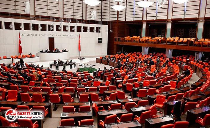 Çoklu baro düzenlemesini içeren kanun teklifi Meclis'te...