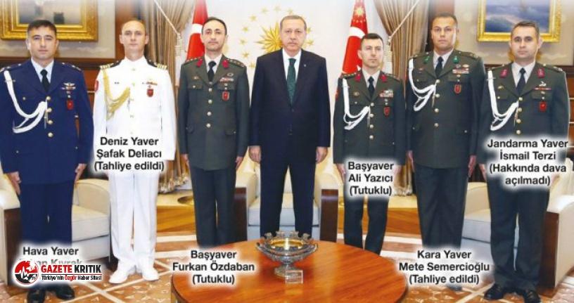Darbecilere Erdoğan'ın yerini bildiren 3 yaver...