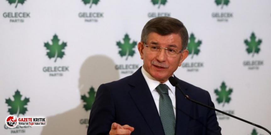 """Davutoğlu'ndan çarpıcı açıklama! """"Yolsuzluk..."""