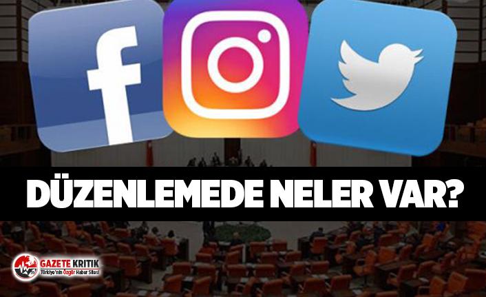 Detaylar belli oldu: AKP'nin sosyal medya düzenlemesinde...