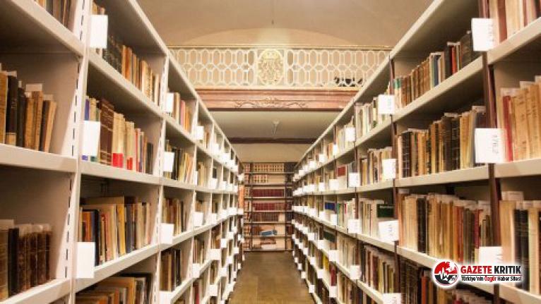 'Devletin 20 bin kitabı kayıp'