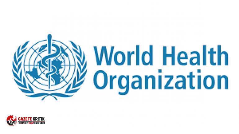 Dünya Sağlık Örgütü koronavirüse karşı umut...