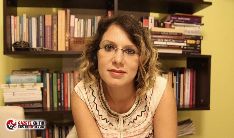 EGM'den gazeteci Sibel Hürtaş'ın gözaltına...