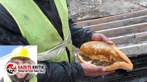 Ekmek arası ıspanak paylaşınca işsiz kalmıştı:...