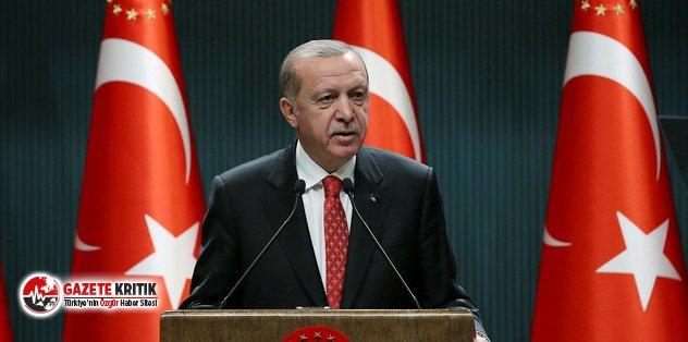 """Erdoğan: """"15 Temmuz hiçbir şüpheye yer bırakmayacak şekilde ülkemizi işgal girişimiydi"""""""