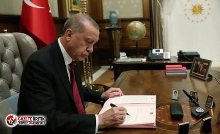 Erdoğan'a 2 yeni danışman ataması daha!