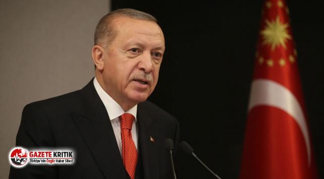 Erdoğan'dan Ayasofya açıklaması!