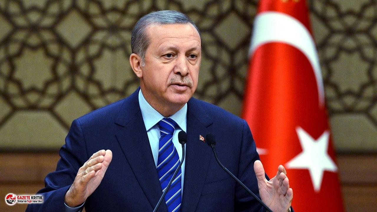 Erdoğan'dan, Bakan Dönmez'e: Müsaade edin de konuşmamızı yapalım