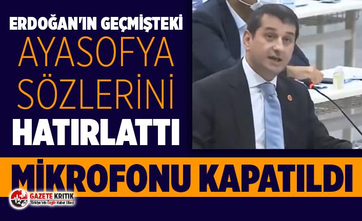 Erdoğan'ı eleştiren İYİ Partili Özkan'ın...