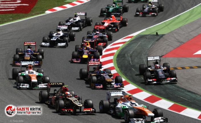 Formula 1 heyecanı yeniden başlıyor