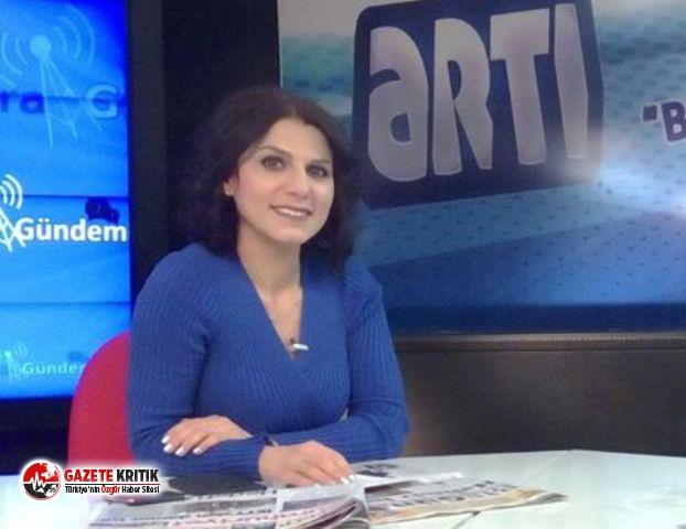 Gazeteci Sibel Hürtaş serbest bırakıldı
