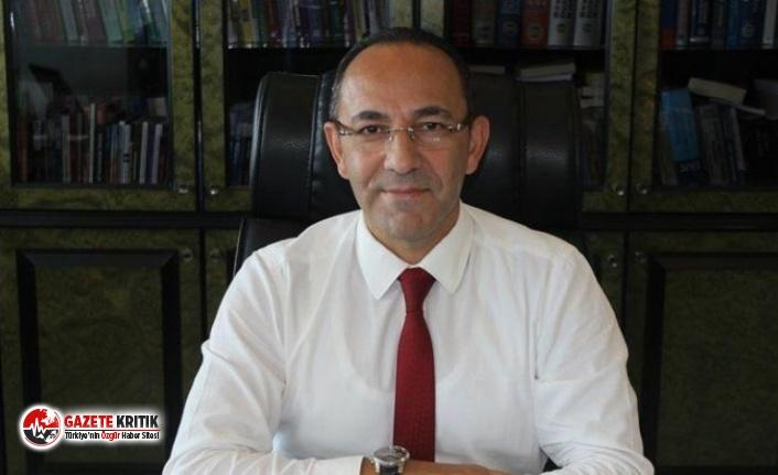 Görevden alınan CHP'li Urla Belediye Başkanı...