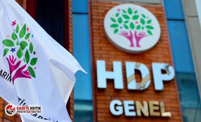 HDP'li başkan kesin ihraç talebiyle disipline sevk edildi