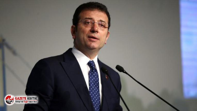İBB Başkanı Ekrem İmamoğlu açıkladı: Bu uygulama...