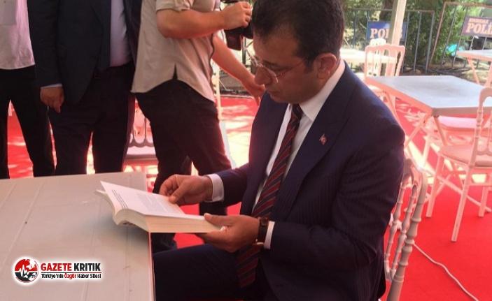 İBB Başkanı Ekrem İmamoğlu: Adalete, hukuka, demokrasiye ihtiyaç duyuyoruz