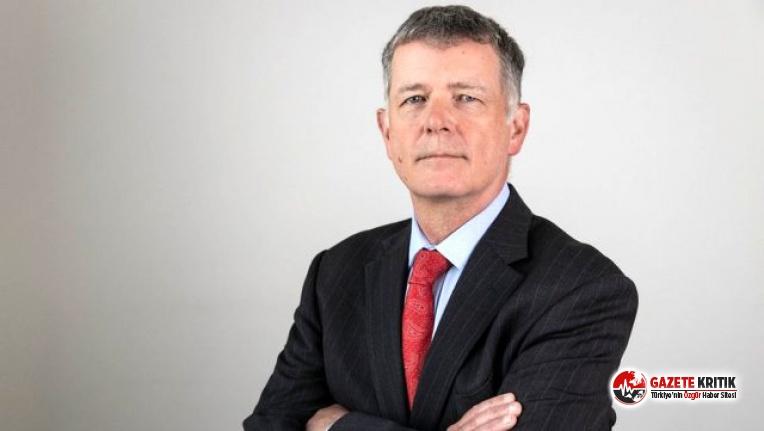 İngiltere'nin eski Ankara Büyükelçisi Richard...
