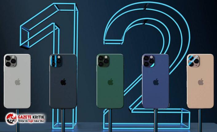 iPhone 12'nin Türkiye fiyatı belli oldu!