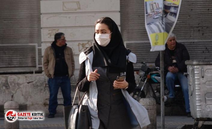 İran'da son 24 saatte korona bilançosu:148 ölüm