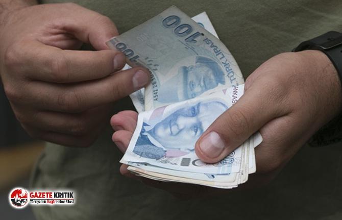 'İşsizlik Sigortası Fonu'ndan işçilere 1177 TL yerine 547 lira verildi'