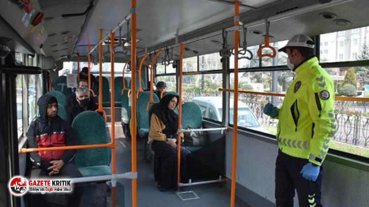 İstanbul geneli toplu ulaşım denetimi!