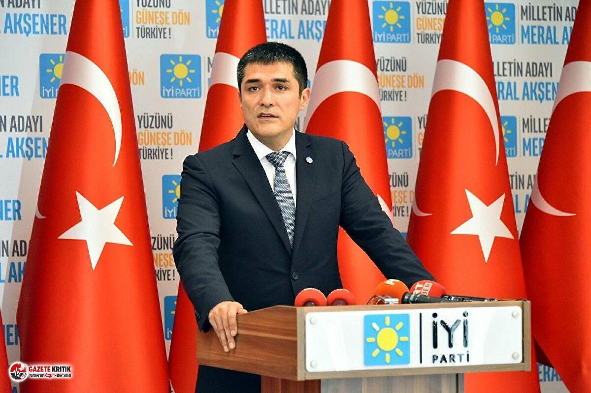 İYİ Parti İstanbul İl Başkanı Buğra Kavuncu yeniden aday!