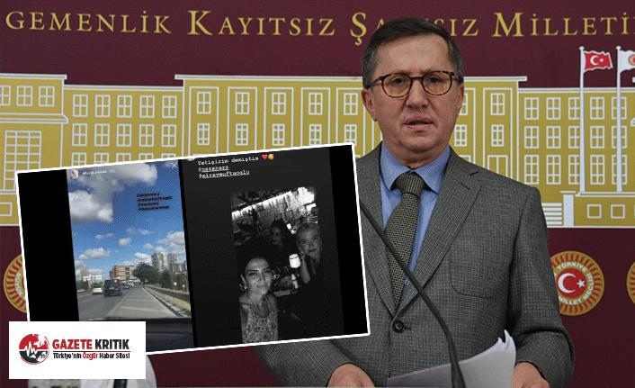 İYİ Partili Lütfü Türkkan: 'Kızımın hatası...
