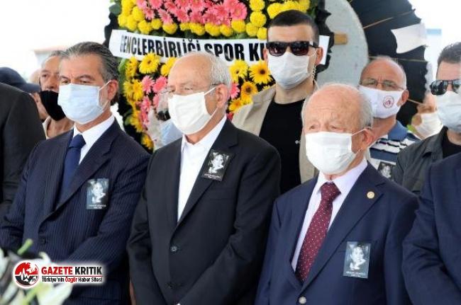Kemal Kılıçdaroğlu, Adalet Ağaoğlu'nun...