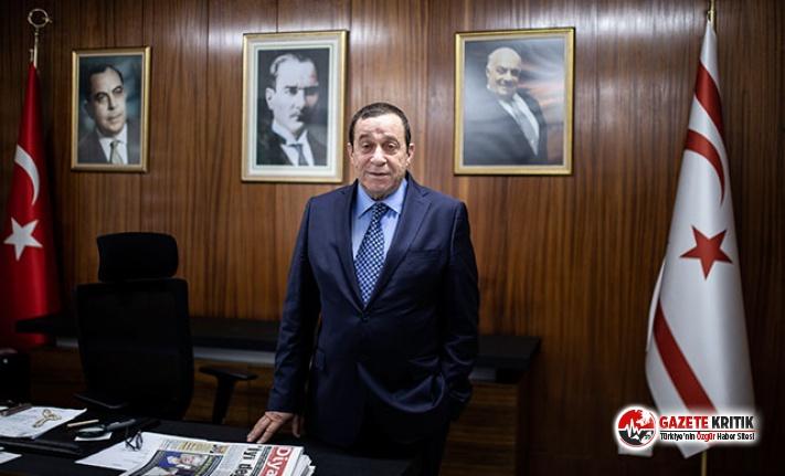 KKTC'de Denktaş'ın oğlu Cumhurbaşkanı adayı...