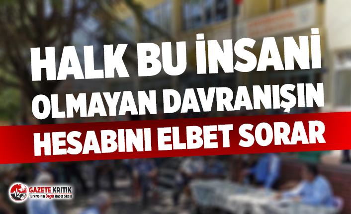 Köylüleri azarlayan AKP'li vekile sert tepki!