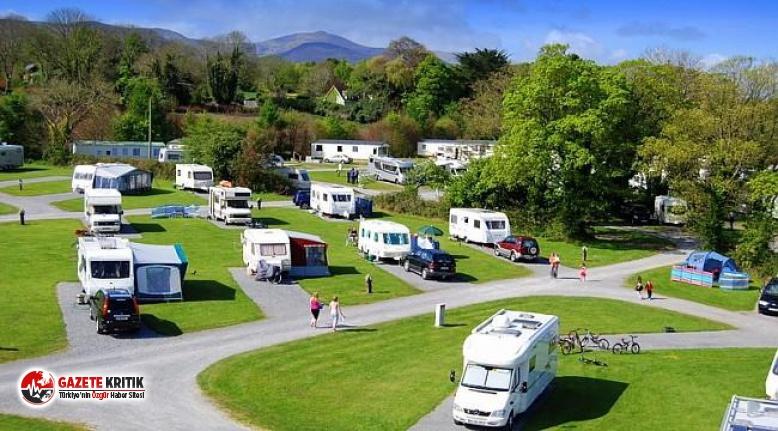 Kuşadası kamp ve karavan turizminin merkezi olacak
