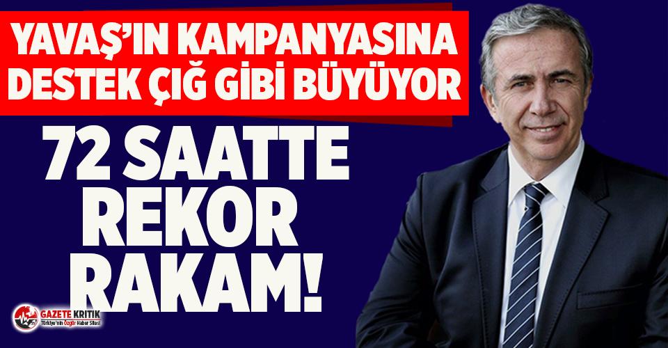 Mansur Yavaş Ankara'ya seslendi Türkiye destek...