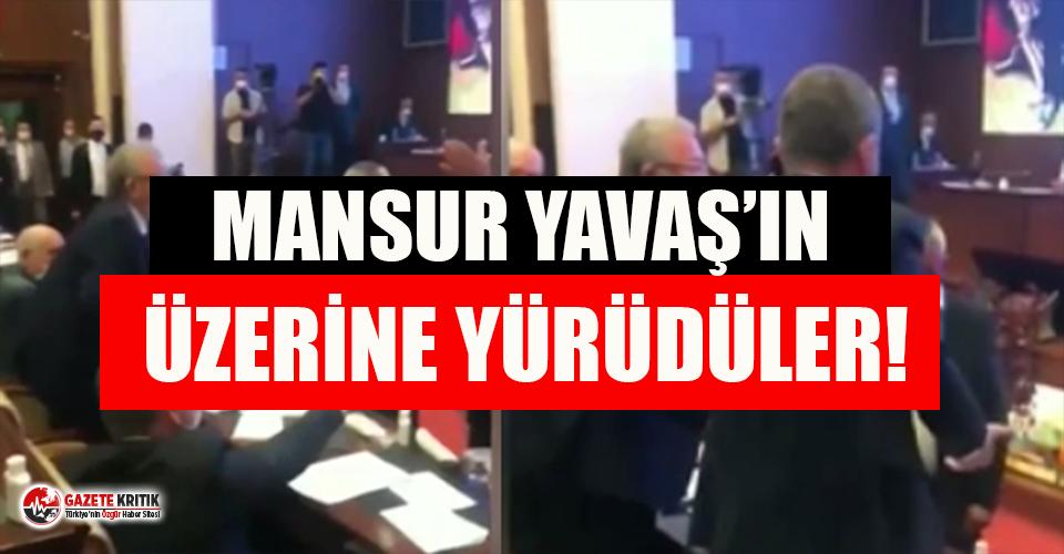 Mansur Yavaş yolsuzlukları belgeleriyle ortaya çıkardı! AKP'li meclis üyeleri sinirlendi