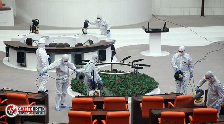Meclis'te Koronavirüs paniği büyüyor! 6 milletvekilin...