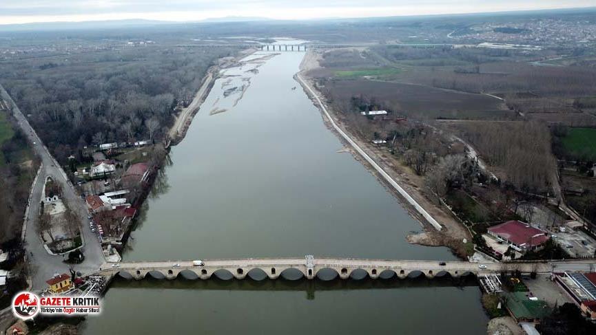 Meriç Nehri'nde korkutan iddia: Nehirden su...