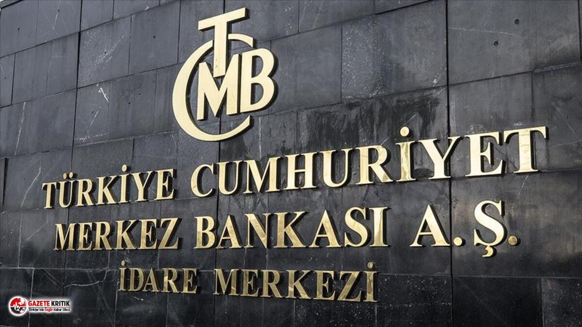 Merkez Bankası: Enflasyon düşüşe geçecek