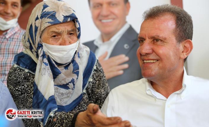 Mersin Büyükşehir Belediye Başkanı Vahap Seçer,...