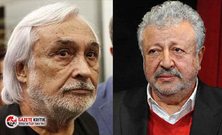 Metin Akpınar ve Müjdat Gezen'e 'Cumhurbaşkanına hakaret' davası!