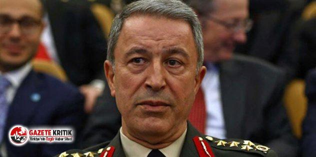 Milli Savunma Bakanı Akar: 'Libya Libyalılarındır...