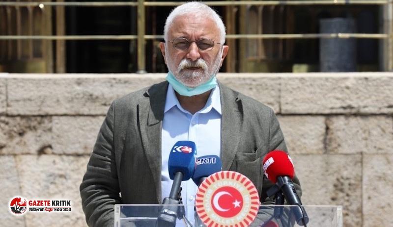 Oluç: Bütün Türkiye'ye Burhan Kuzu hukuku dayatılıyor