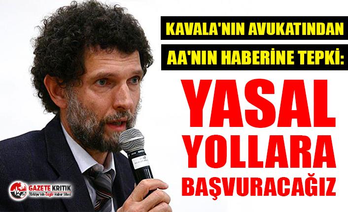 Osman Kavala'nın avukatı Köksal Bayraktar'dan...