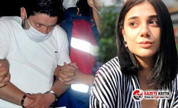 Pınar Gültekin'i öldürdü, eşini perişan...