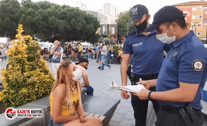 Polislerin kestiği salgın cezaları için emsal...