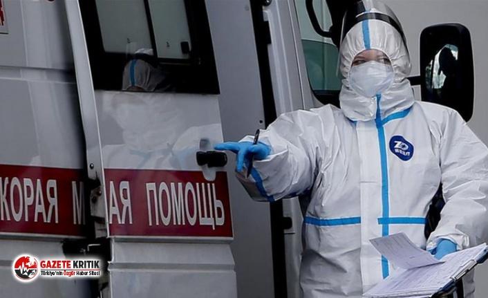 Rusya'da 6 bin 736 yeni koronavirüs vakası...