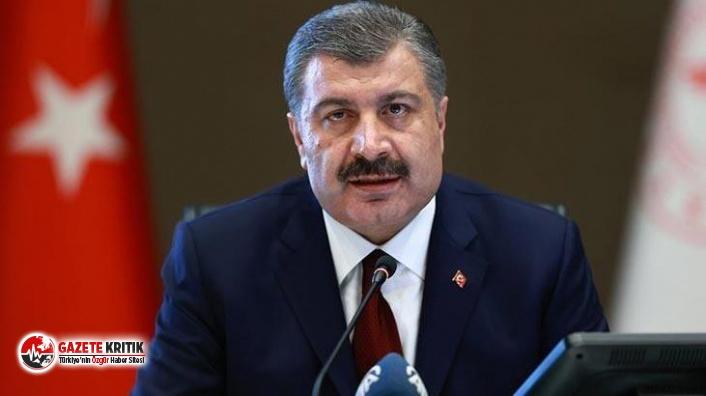 Sağlık Bakanı:Son günlerde göstergelerimiz tedirginliğimizi...